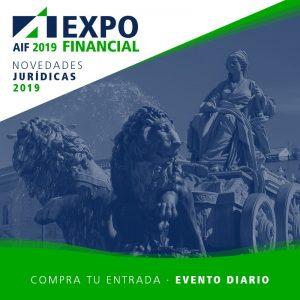 EXPOFINANCIAL 2019 - COMPRA TU ENTRADA