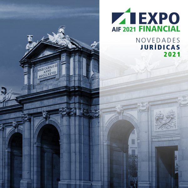 Expofinancial 2021 - Compra tu entrada